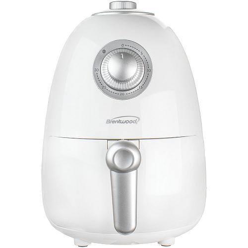 Brentwood Appliances 2-quart Small Electric Air Fryer With Timer And Temperature