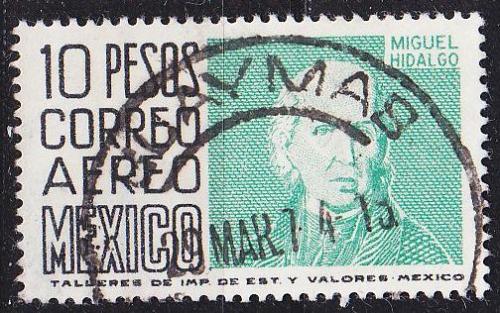 MEXICO [1953] MiNr 1032 IICz ( O/used )