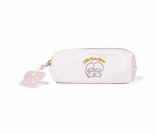 New Hello Kitty Sanrio Little Twin Stars Pastel Pencil Pouch Fast Free Shipping