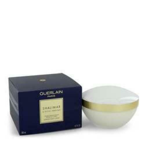 Shalimar Body Cream By Guerlain