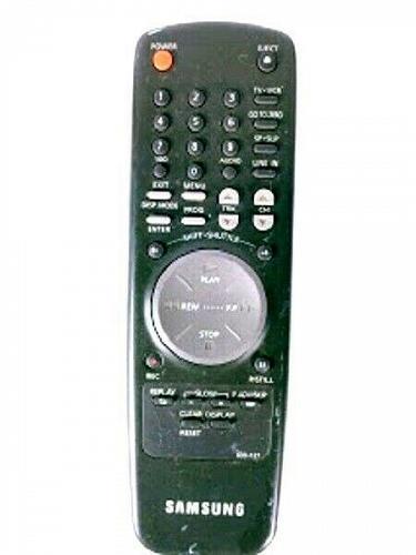 Samsung VCR Remote Control 633-127