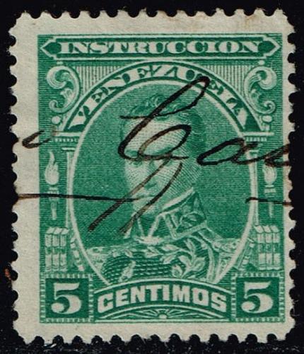 Venezuela **U-Pick** Stamp Stop Box #158 Item 03 |USS158-03