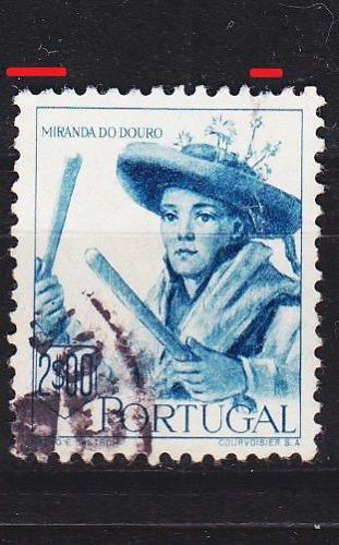 PORTUGAL [1947] MiNr 0712 ( O/used ) [02]