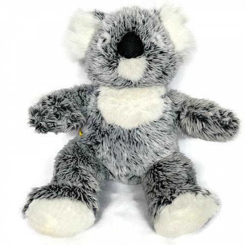 "Build A Bear Koala Bear Australia Gray White BAB Stuffed Animal 16"""