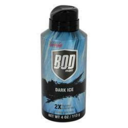 Bod Man Dark Ice Body Spray By Parfums De Coeur