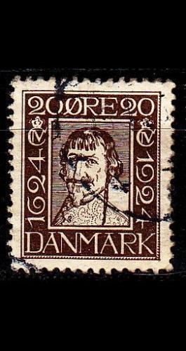 DÄNEMARK DANMARK [1924] MiNr 0136 ( O/used )