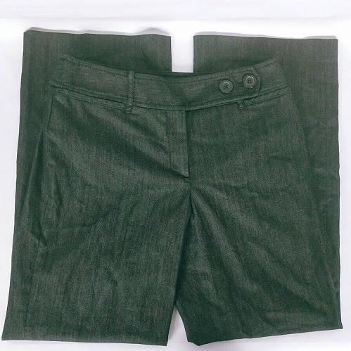 Ann Taylor Loft Petites Women's Dress Pants 6P Slacks Career Black
