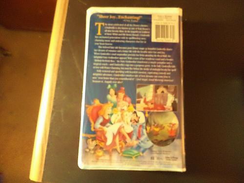 Disney Masterpiece Cinderella 1993