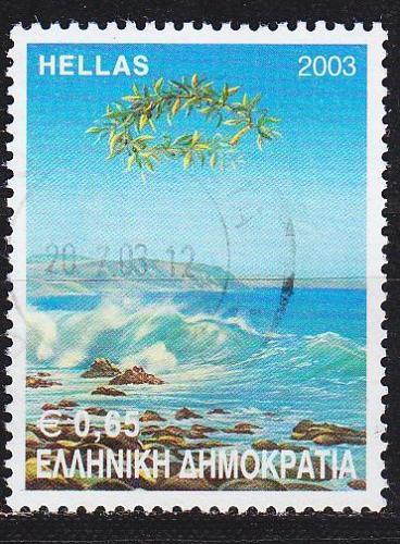GRIECHENLAND GREECE [2003] MiNr 2182 ( O/used )