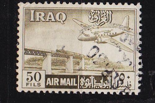 IRAK IRAQ [1949] MiNr 0155 ( O/used )
