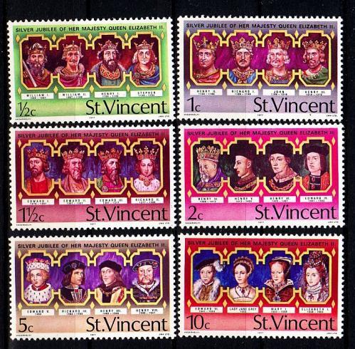 ST. VINCENT [1977] MiNr 0459 ex ( **/mnh ) [01] o. Wz / no wmk