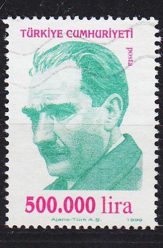 TÜRKEI TURKEY [1999] MiNr 3199 ( O/used )