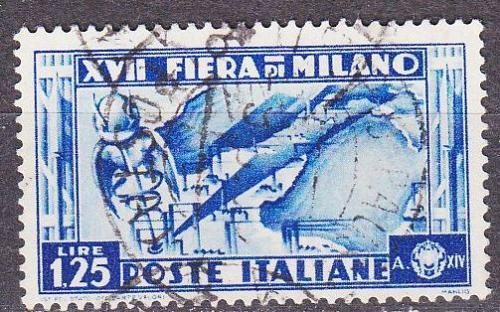 ITALIEN ITALY [1936] MiNr 0546 ( O/used )
