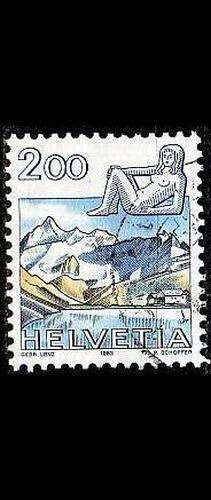SCHWEIZ SWITZERLAND [1983] MiNr 1244 ( O/used ) Tierkreis