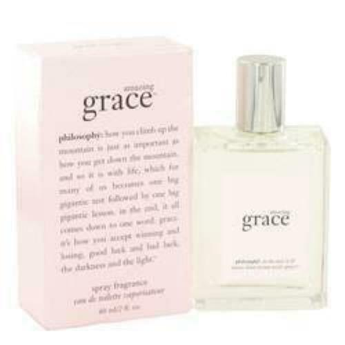 Amazing Grace Eau De Toilette Spray By Philosophy