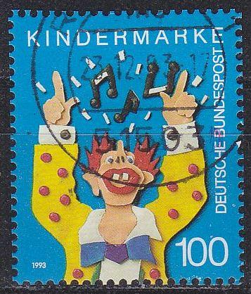 GERMANY BUND [1993] MiNr 1695 ( O/used )