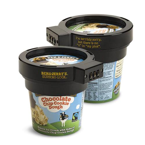 Ben & Jerry's Vegan Ice Cream Gift Pack Fast Free shipping Package Tight
