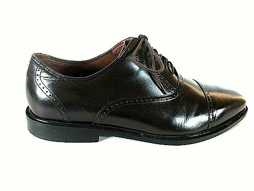 Rockport Adiprene Brown Leather Lace Up Oxford Dress Shoes Men's 11 M (SM3)