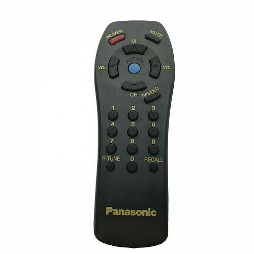 Genuine Panasonic TV Remote Control EUR501450 Tested Works