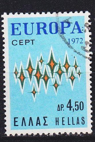 GRIECHENLAND GREECE [1972] MiNr 1107 ( O/used ) CEPT