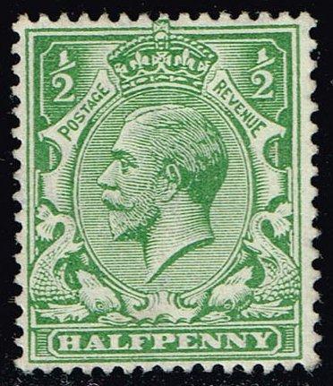 Great Britain #159 King George V; Used (1.10) (3Stars) |GBR0159-04XRS