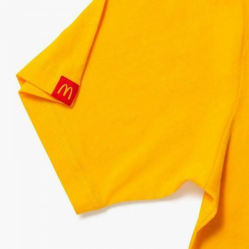 New McDonald Mickey D's Nickname Happy Meal T-Shirt Free Shipping Sm M L 2XL 3XL