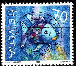 SCHWEIZ SWITZERLAND [2001] MiNr 1767 ( O/used ) Tiere