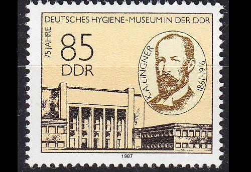 GERMANY DDR [1987] MiNr 3089 ( **/mnh )