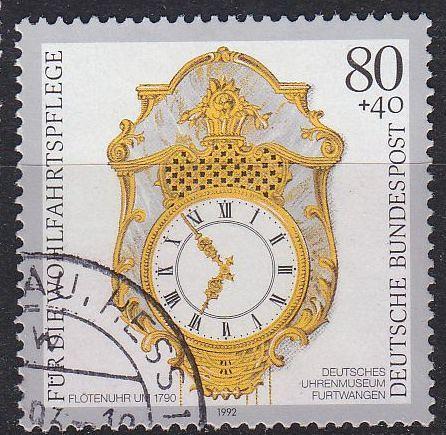 GERMANY BUND [1992] MiNr 1632 ( O/used ) Kunst