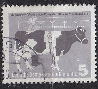 GERMANY DDR [1958] MiNr 0628 ( O/used ) Tiere