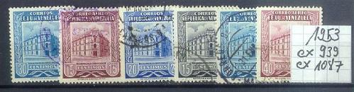 VENEZUELA [1953] MiNr 0939 ex ( O/used ) [03] Architektur