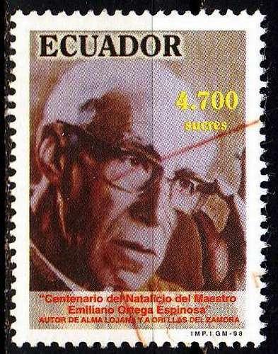 ECUADOR [1998] MiNr 2398 ( O/used )