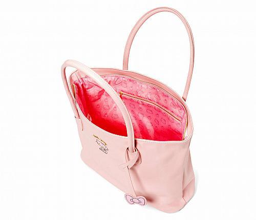 New Hello Kitty Pastel Tote Bag Purse Handbag Sanrio Free Shipping