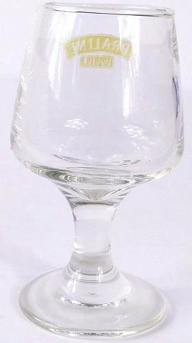 "Praline Liqueur 3.25"" Mini Brandy Snifter Collectible Shot Glass"