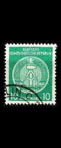 GERMANY DDR [Dienst A] MiNr 0035 B ( OO/used )