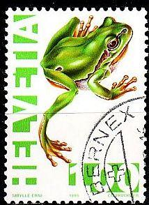 SCHWEIZ SWITZERLAND [1995] MiNr 1546 ( O/used ) Tiere