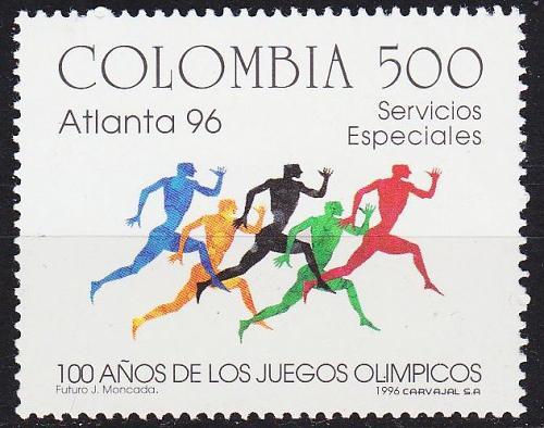 KOLUMBIEN COLOMBIA [1996] MiNr 2015 ( **/mnh ) Sport