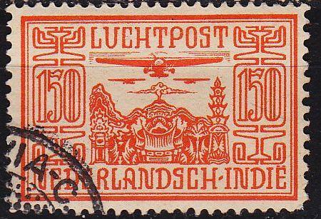 NIEDERLANDE NETHERLANDS Indien [1928] MiNr 0170 ( O/used )