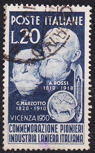 ITALIEN ITALY [1950] MiNr 0801 ( O/used )