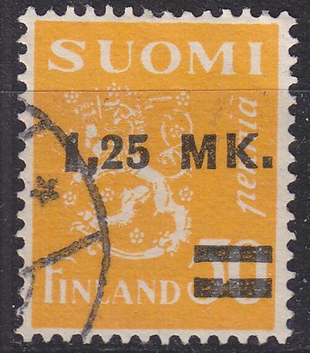 FINLAND SOUMI [1931] MiNr 0171 I ( O/used )