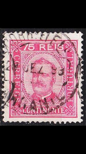 PORTUGAL [1892] MiNr 0072 yC ( O/used ) [01]