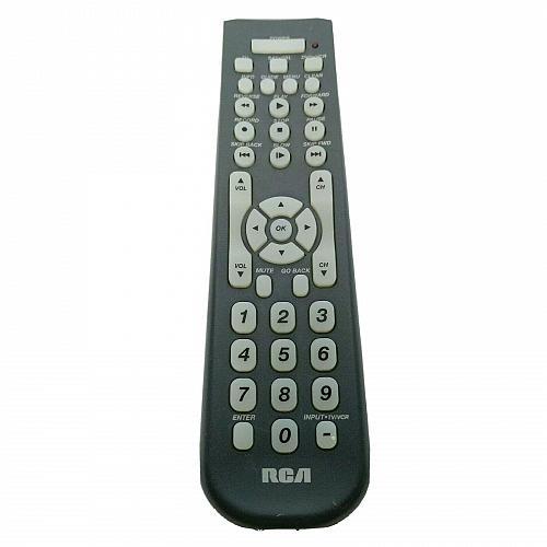 Genuine RCA TV VCR DVD Remote Control RCR3283 Tested Works