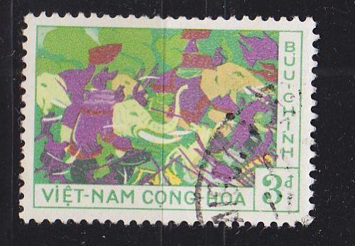 VIETNAM SÜD SOUTH [1959] MiNr 0182 ( O/used )
