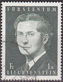 LIECHTENSTEIN [1974] MiNr 0615 ( O/used )