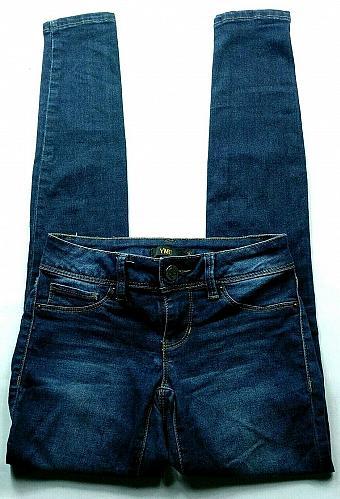 YMI Women's Skinny Jeans Size 0 Stretch Dark Wash