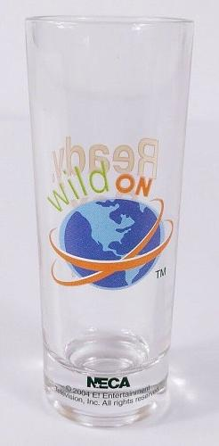 """Wild On TV Show Ready Sex Go 4"""" Collectible Shot Glass"""