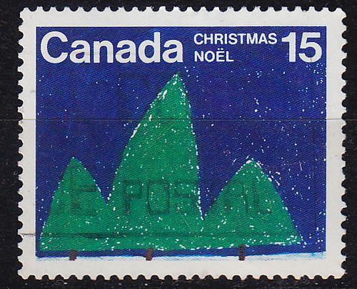KANADA CANADA [1975] MiNr 0615 ( O/used ) Weihnachten