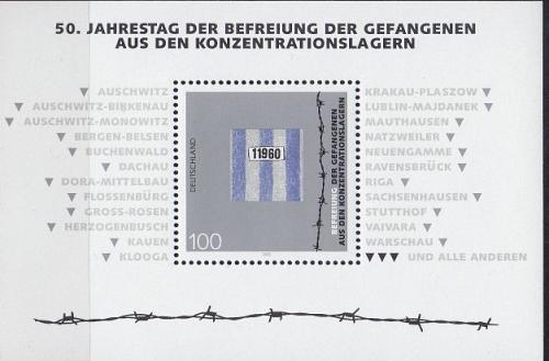 GERMANY BUND [1995] MiNr 1796 Block 32 ( **/mnh )