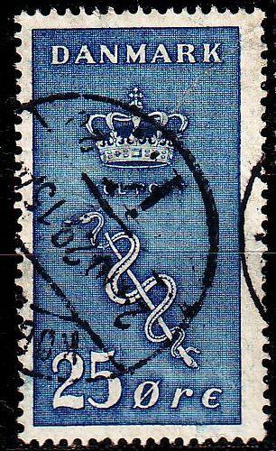 DÄNEMARK DANMARK [1929] MiNr 0179 ( O/used )