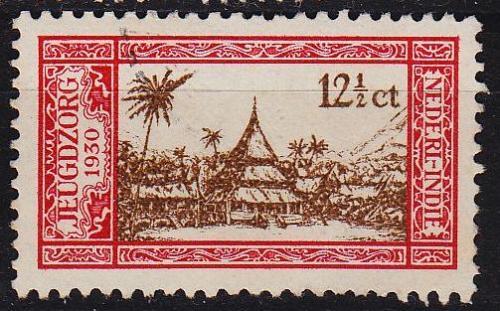 NIEDERLANDE NETHERLANDS Indien [1930] MiNr 0176 ( O/used )